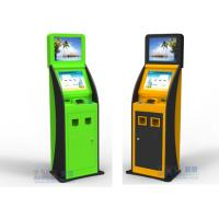 "Wholesale 17"" 19"" Hotel Check in Ticket Vending Machine Kiosk / Card Bispenser Machine from china suppliers"