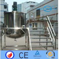 Wholesale Bright Stainless Fermentation Tank , Jacketed Brite Tank Brewing Equipment from china suppliers