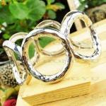 Wholesale Fashion Jewelry New Style Alloy Bangle/Bracelet Irregular Shapeljh0020 from china suppliers