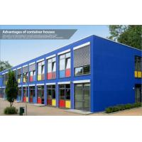 Buy cheap Expandable Mobile Office Containers / Shipping Container Buildings for School from wholesalers