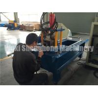 Wholesale Metal Door Frames Roll Forming Machine GCR 15 Roller Material from china suppliers