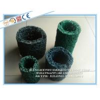 Plastic Blind Drain Pipe Production Line , Blind Ditch Making Machine
