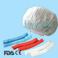 Buy cheap Medical surgical mob cap with ISO,CE from wholesalers