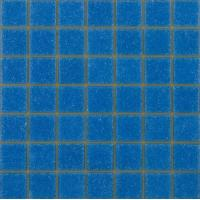Wholesale Blue / White / Grey Swimming Pool Glass Mosaic Tiles With Sand 20x20mm, 10x10mm from china suppliers