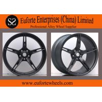 "Wholesale 20"" Matt Black Magnesium Alloy Forged Wheel Rim For Ferrari F458 , F430 from china suppliers"