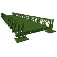 Wholesale 200 Type Bailey Bridge With DSR (Double Row Single Layer reinforced) from china suppliers