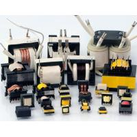 Buy cheap Customized high quality EFD 25 Horizontal power transformer from wholesalers