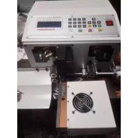 Quality Cable peeled and cutting machine Small tube cable cutting machine cut PVC wires for sale