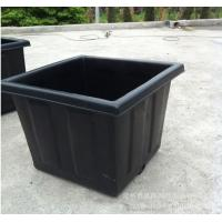 Wholesale Rotomoulding flower pot , OEM plastic garden pot from china suppliers