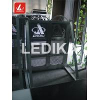 Explosion Proof Fence 6082 T6 Folding Crowd Control Stands Customized Color