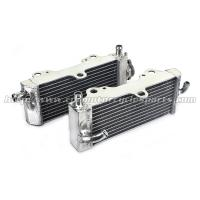 Wholesale YAMAHA Motorcycle Aluminum Radiator , Motorcycle Transmission Water Cooler from china suppliers