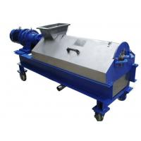 Wholesale 4KW Automated Wash down Cassava Dewatering Machine Screw Press 2100*1300*1100mm from china suppliers