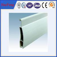 Wholesale Aluminum Electric Roller Shutter Rolling Shutter Door Profile from china suppliers