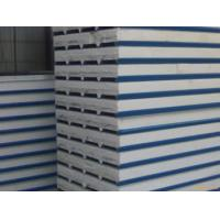 Wholesale PU Insulated Sandwich Panels Prefab Industrial Metal Corrugated Roofing Sheets from china suppliers