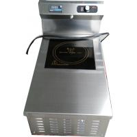 Buy cheap One Hob 5000W Electric Range Stainless Steel from wholesalers