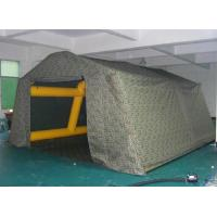 Wholesale Marine color Inflatable Outdoor Tent  , inflatable camping tent  with four windows from china suppliers