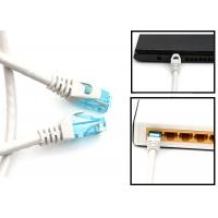 Wholesale Outdoor Rated Long Or Short Cat6 Patch Cables UTP Category 6 Ethernet Cable from china suppliers