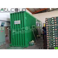 Wholesale 4 - 6 Pallets Evapotive Vacuum Cooling Equipment Bitzer / Copeland Compressor from china suppliers