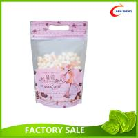 Wholesale Bakery Cookies Packaging Plastic Ziplock Bags, stand up zip lock plastic bags from china suppliers