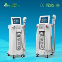Wholesale High Power 2000W 808nm diode laser hair removal machine with one handle from china suppliers