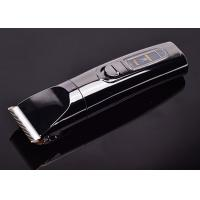 Wholesale Titanium Blade Barber Shop Hair Clippers With Ceramic Replacement Blade Set from china suppliers