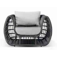 Wholesale All Weather Rattan Sofa Chair from china suppliers