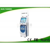 Wholesale USB / HDMI Interface Currency Exchange Machine , Security Cash Deposit Kiosk from china suppliers
