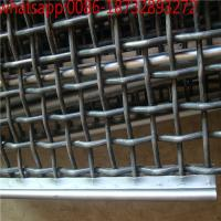 Wholesale Crimped Wire Mesh/Woven Screen Mesh/Vibrating Screen Mesh /stainless steel crimped wire mesh with SGS from china suppliers