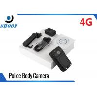 Wholesale WIFI Small Police Body Cameras , Waterproof Police Officers Wearing Body Cameras from china suppliers