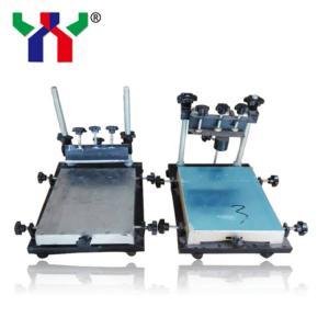 China Manual screen printing machine on sale