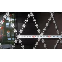 Quality Straight Type Razor Wire for sale