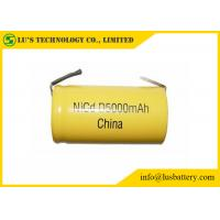 Wholesale High Capacity Nickel Cadmium Battery Size D 5000mah Rechargeable Battery from china suppliers