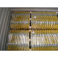 Wholesale Colored Powder Coated Scaffold Ladder Access Gates For Security Protection from china suppliers