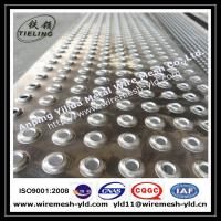 Wholesale Treadgrip perforated metal for walkway from china suppliers