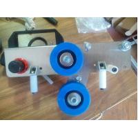 Quality Pneumatic Manual Edge Roller Press for Insulating Glass for sale