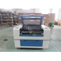 Quality MDF / plywood / acrylic co2 laser cutting machine with Beijing reci laser tube for sale