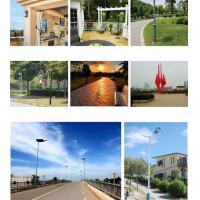 Wholesale 3-12m Lamp Post Aluminum/Steel Lighting Pole Outdoor Solar LED Street Light Pole from china suppliers