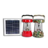 Wholesale Portable Solar Lamp/Solar Lantern/Solar Camping Light (PPL25.6/8-3A) from china suppliers