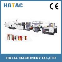 Wholesale Handle Paper Bag Making Machine with Printing from china suppliers