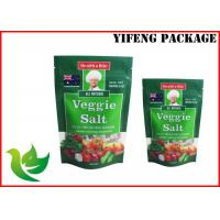 Wholesale Trade Assurance Sauce Packaging Zip Lock Plastic Bags , Resealable Stand Up Pouch Bag from china suppliers