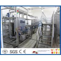 Wholesale Cream Separator Dairy Processing Plant For Yogurt \ Ghee \ Ice Cream Production Line from china suppliers