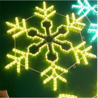 Wholesale Christmas sales led motif light snowflakes led outdoor christmas lights from china suppliers