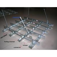 Wholesale Steel Channels for gypsum board ceiling system from china suppliers