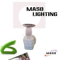 Wholesale MASO Simple Indoor Wall Lamp Thumb Shape Lobby Applicatable LED E27 Bulb Globe Glass Cover from china suppliers