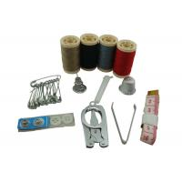 Wholesale Reusable Hotel Sewing Kit Gift , Sewing Travel Kit With Printing Logo from china suppliers