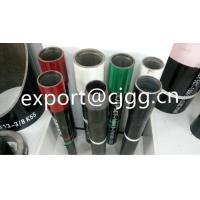 Wholesale Hot Rolled Seamless Casing Pipe Non - Alloy API 5CT K55 J55 N80 For Oil / Gas Drilling from china suppliers