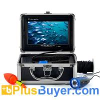 Wholesale Underwater Fishing Camera with 7 Inch Color Monitor (15m Cable, 600TVL, Night Vision) from china suppliers