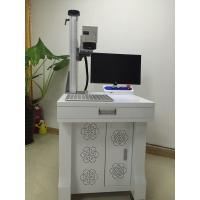 Wholesale Max raycus ipg laser source  Fiber Laser Marking machine for metal from china suppliers