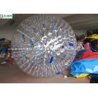 Wholesale Funny Adults Inflatable Zorb Balls Transparent For Outdoor Entertainment from china suppliers