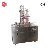 Wholesale Hair Spray Mousse Aerosol Spray Paint Filling Machine 0.65-1.0mpa Working Pressure from china suppliers